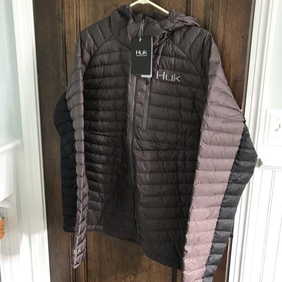 HUK Double Down Jacket Jacket